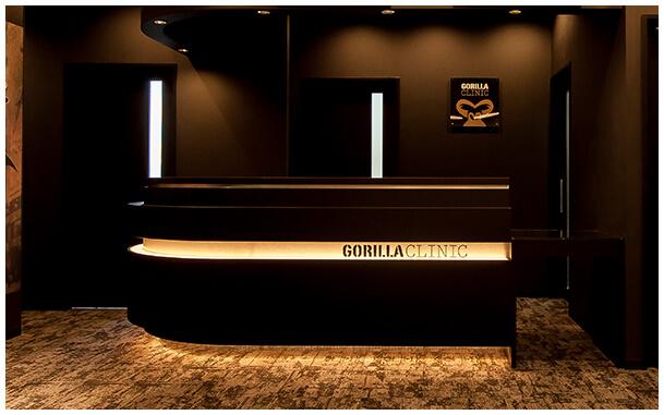 ゴリラクリニック銀座院の画像